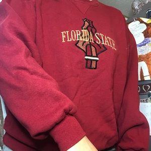 Vintage Florida State Sweatshirt